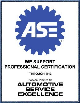 ASE | National Institue for Automotive Service Excellence