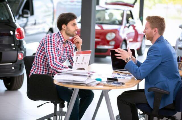 How to negotiate a new car price
