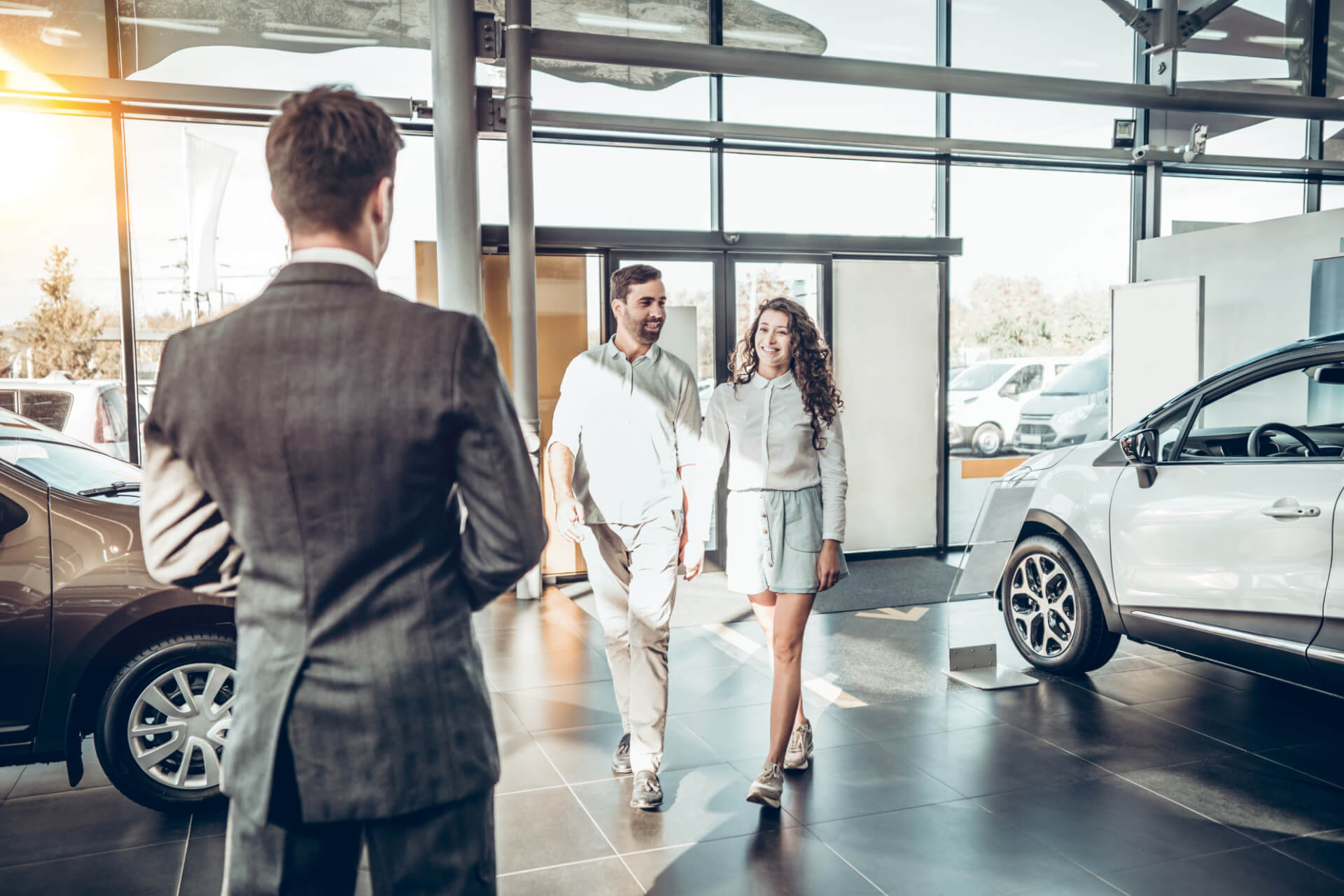 Stepping into a Car Dealership: What's Acceptable and What's Not